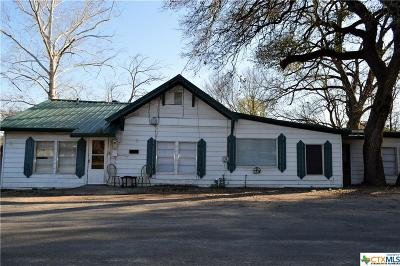 Belton Single Family Home For Sale: 310 W 1st