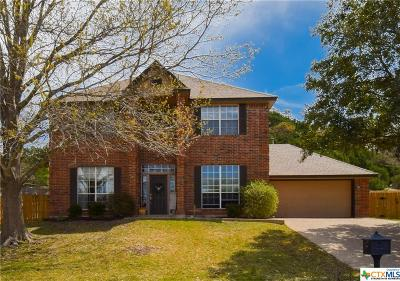 Harker Heights Single Family Home For Sale: 903 Mountain View