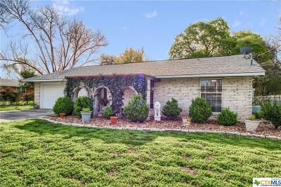 New Braunfels Single Family Home For Sale: 466 Barcelona Drive
