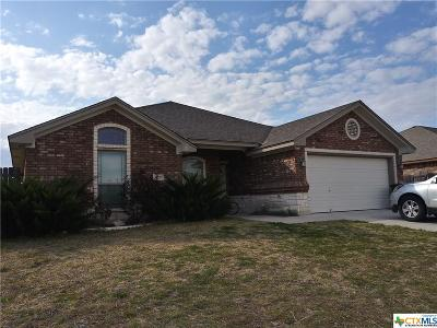 Killeen Single Family Home For Sale: 4609 Chelsea