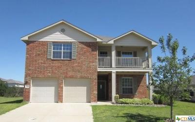 Killeen Single Family Home For Sale: 701 Taurus Drive