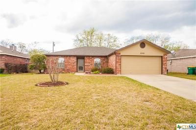 Temple, Belton Single Family Home For Sale: 2006 Miller