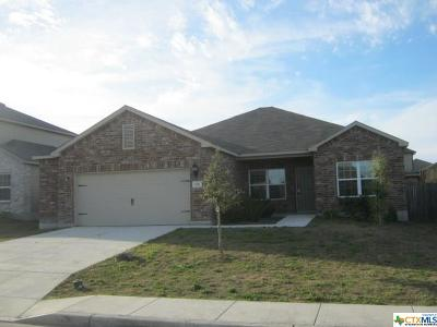 New Braunfels Single Family Home For Sale: 126 Citori Path