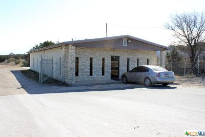Copperas Cove Commercial For Sale: 2581 Fm 2657