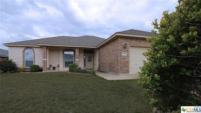 Bell County Single Family Home For Sale: 135 Gehler Circle