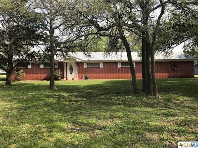 Gatesville TX Single Family Home For Sale: $152,000