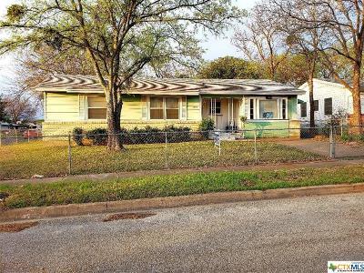 Copperas Cove Single Family Home For Sale: 1006 Phil Avenue