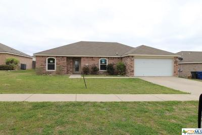 Copperas Cove Single Family Home For Sale: 2102 Gail Drive