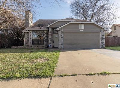 Killeen Single Family Home For Sale: 2502 Woodlands Drive