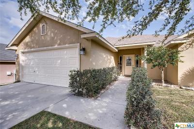 New Braunfels Single Family Home For Sale: 1642 Sunspur