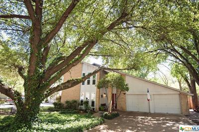 Temple, Belton Single Family Home For Sale: 3317 Red Cliff