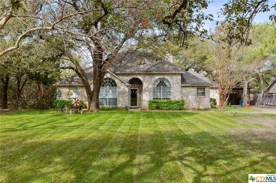 Temple Single Family Home For Sale: 4668 Cedar Ridge Park Road