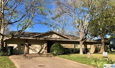 Temple Single Family Home For Sale: 2710 Pin Oak Drive