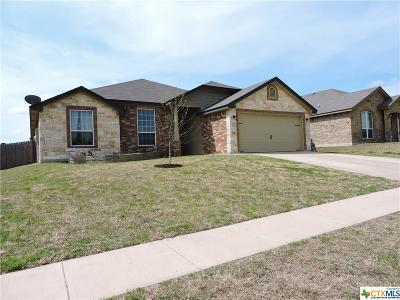 Killeen Single Family Home For Sale: 2811 Canadian River Loop