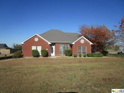 Copperas Cove TX Single Family Home For Sale: $239,900