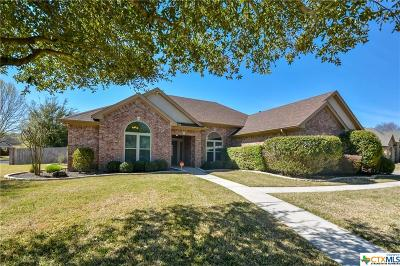 Salado Single Family Home For Sale: 101 Tallwood Cir