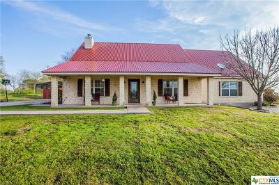 Temple, Belton Single Family Home For Sale: 7376 W Fm 436