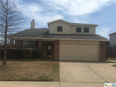Killeen Single Family Home For Sale: 2306 Riley