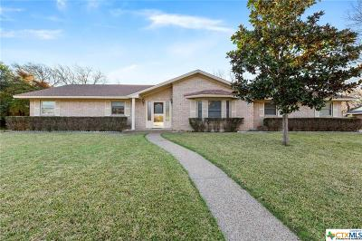 Killeen Single Family Home For Sale: 2004 Prather