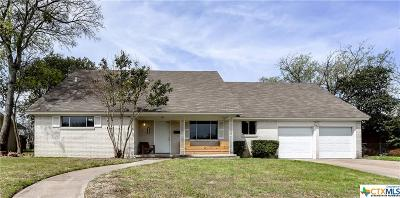 Killeen Single Family Home For Sale: 1009 Carrie Circle