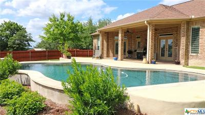 Copperas Cove Single Family Home For Sale: 3010 White Mesa