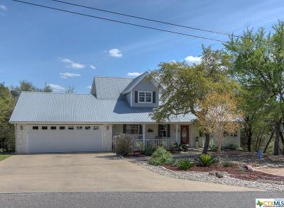 New Braunfels Single Family Home For Sale: 2722 Summit Drive