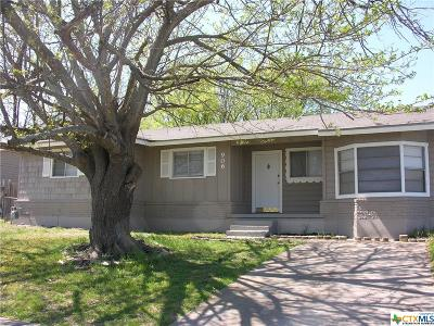 Copperas Cove Single Family Home For Sale: 906 S 23rd Street