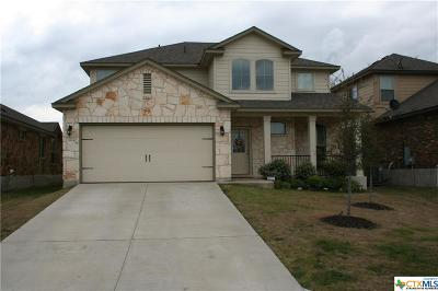 Belton Single Family Home For Sale: 5314 Dauphin Drive