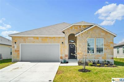 New Braunfels Single Family Home For Sale: 913 Cypress