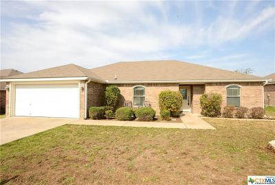 Copperas Cove Single Family Home For Sale: 2405 Isabelle
