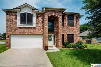 Killeen Single Family Home For Sale: 1903 Yuma Circle
