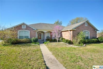 Belton Single Family Home For Sale: 804 Butterfield Court