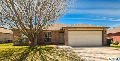 Killeen Single Family Home For Sale: 5319 Teal Drive