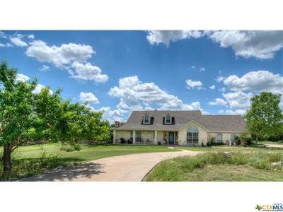 Kempner Single Family Home Pending: 1007 County Road 3350