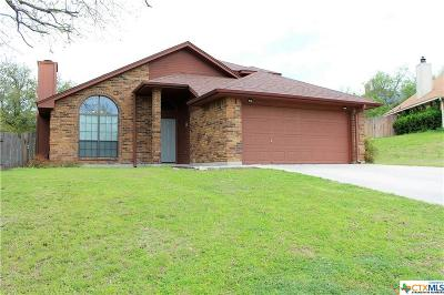 Copperas Cove Single Family Home For Sale: 801 Houston