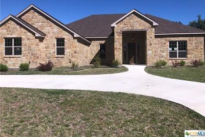 Salado Single Family Home For Sale: 1018 Deer Xing
