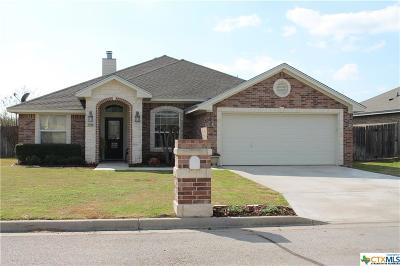 Temple, Belton Single Family Home For Sale: 5016 Jeanine