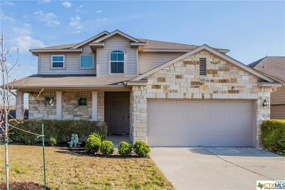 Hutto Single Family Home For Sale: 148 Lavaca Loop