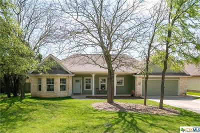 Hays County Single Family Home For Sale: 39 Creekside