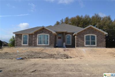 Copperas Cove Single Family Home For Sale: 1395 Duncan Road