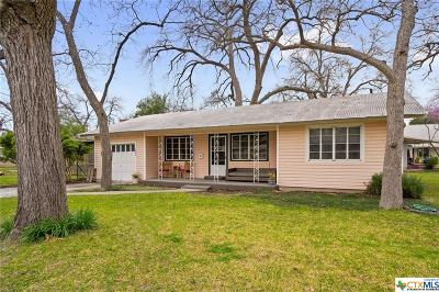 Comal County Single Family Home For Sale: 550 Cross St. Street