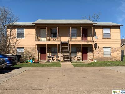 Killeen Multi Family Home For Sale: 1704 Cedarhill