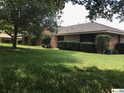 Gatesville Single Family Home For Sale: 117 Dodds Creek