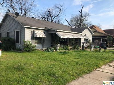 Temple Single Family Home For Sale: 1203 S 9th