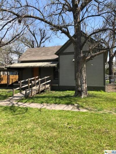 Temple, Belton Single Family Home For Sale: 805 S 9th