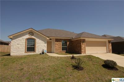 Killeen Single Family Home For Sale: 405 E Libra Drive