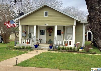 Gatesville Single Family Home For Sale: 402 S 7th