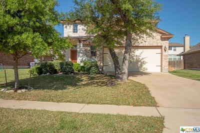 Killeen  Single Family Home For Sale: 6706 Modesto
