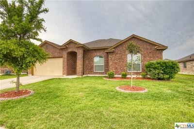 Killeen Single Family Home For Sale: 9303 Cricket