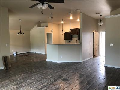 Killeen Single Family Home For Sale: 6117 Cactus Flower